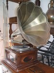 grammofono antico primi 900